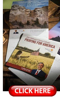 Praying for America 2016 Pathway to Victory Calendar