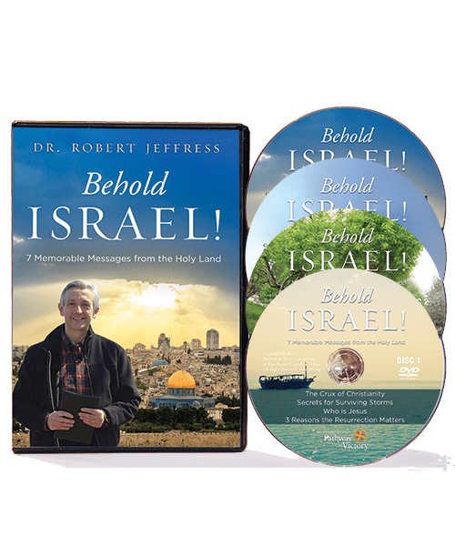 Behold Israel! DVD/CD Set