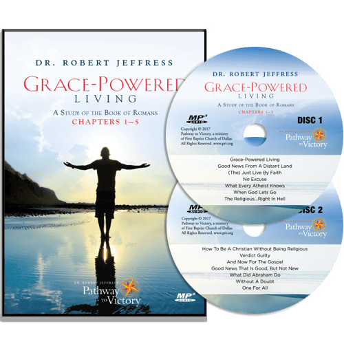 Grace-Powered Living Ch. 1-5 CD Set