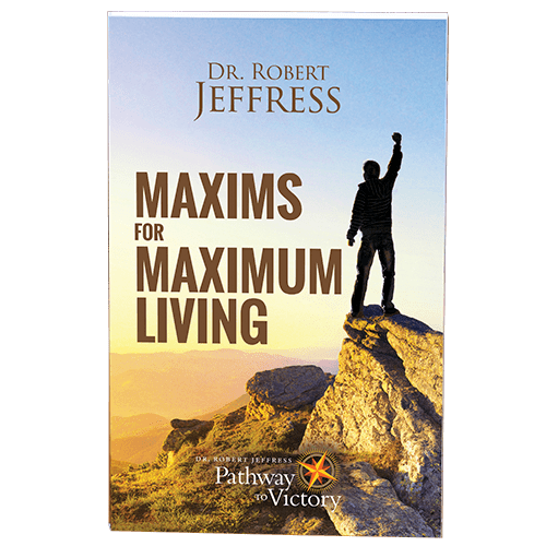 Maxims For Maximum Living book