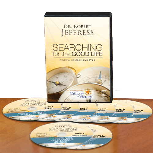 Searching For The Good Life DVD/CD Set