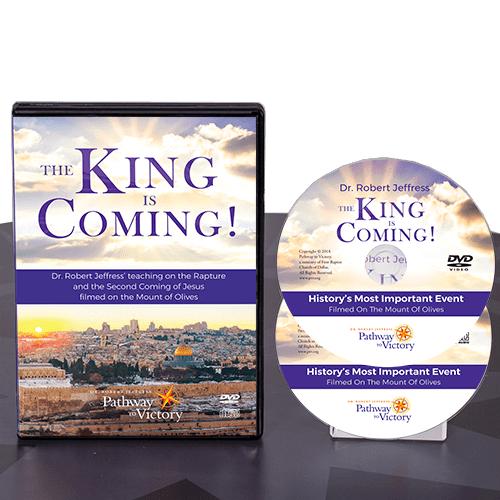 The King Is Coming! DVD/CD Set