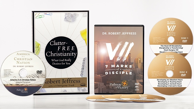 July 2019 - Clutter Free Christianity - Pathway to Victory